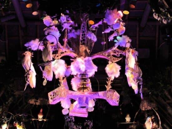 the tiki room showgirl birds