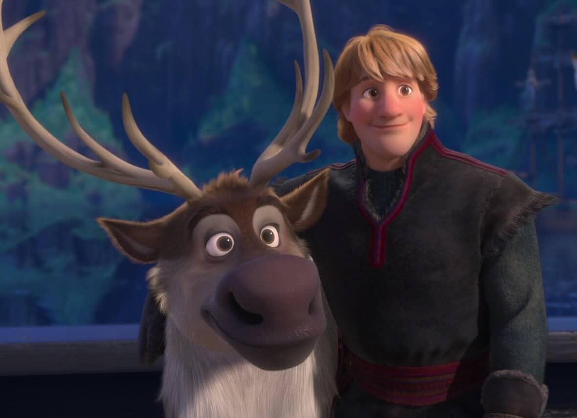 Dark 'Frozen' Fan Theory Suggests Kristoff is Wearing Sven's Mom?