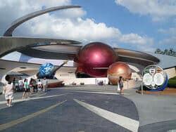 Mission: Space Pavilion