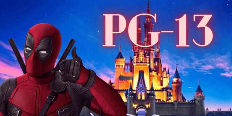 Deadpool Pg 13