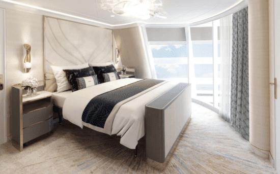 moana tower suite bedroom disney wish