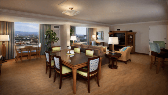Paradise Pier Suite