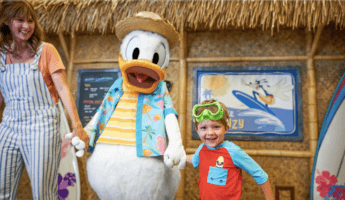 Donald's Seaside Dining