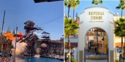 Universal Studios Hollywood Live Entertainment