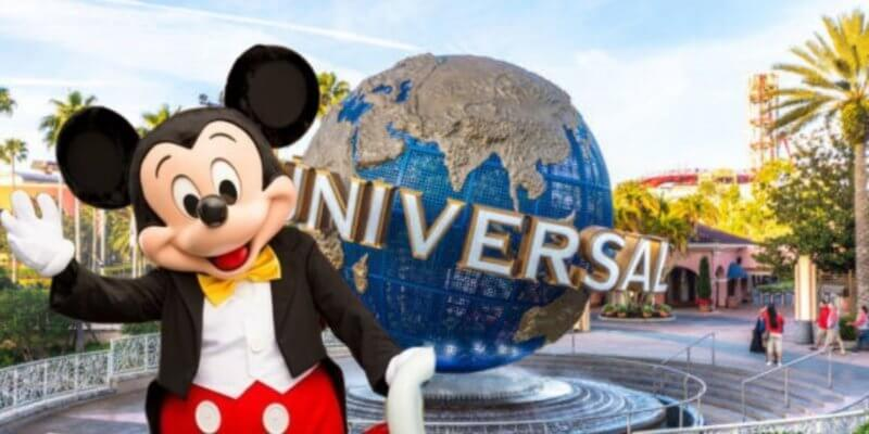 mickey at universal