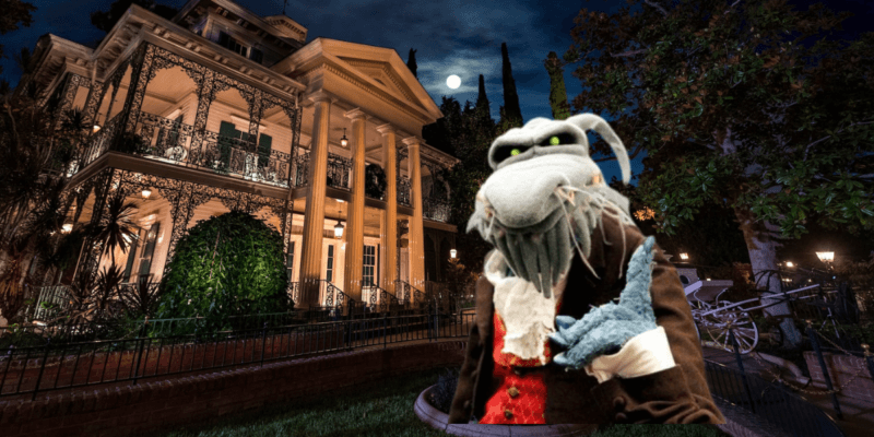The Muppets Haunted Mansion Special