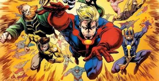 ikaris eternals marvel comics
