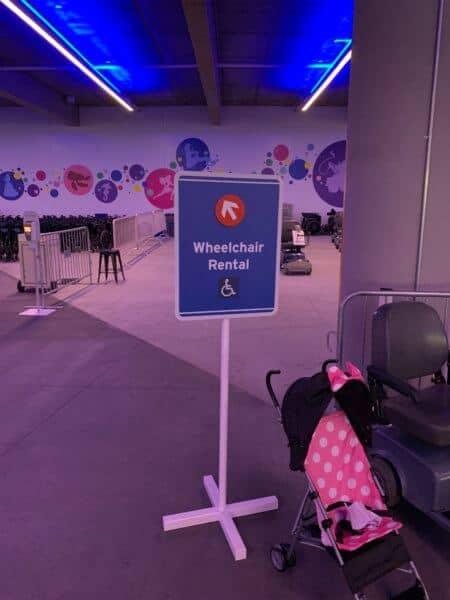Wheelchair Rental DL