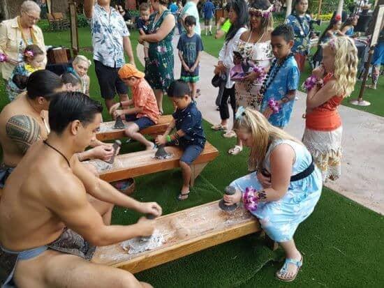 Disney Aulani Resort and Spa in Hawaii
