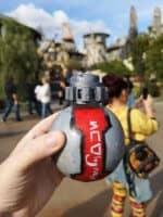 Galaxy's Edge Coke Bottles