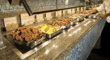 disney buffet
