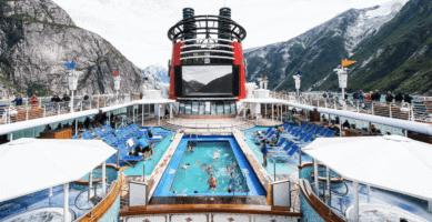 disney cruise line alaska