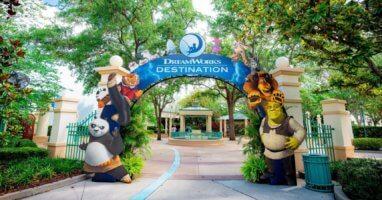 DreamWorks Destination