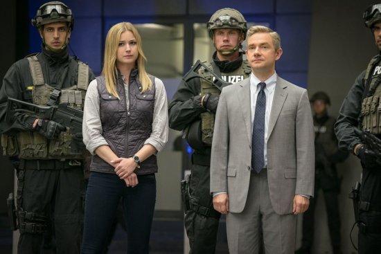 martin freeman and agent 13