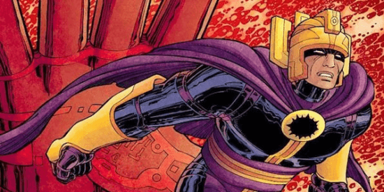 marvel comics ajak eternals