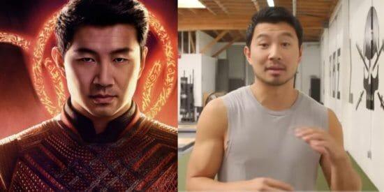 Shang Chi actor simu liu