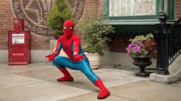 spider-man at disney california adventure
