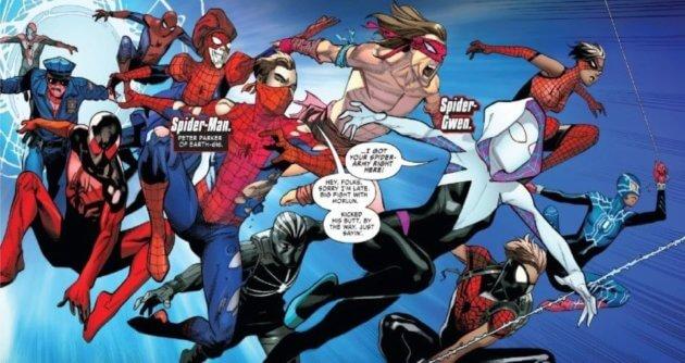 spider-man 616
