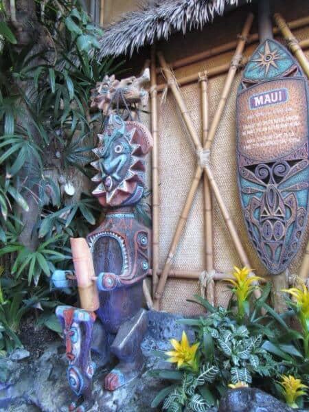 tiki gods of the enchanted tiki garden