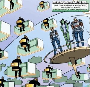 tva comics
