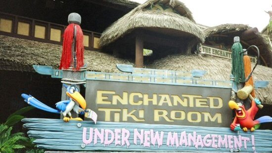 wdw the enchanted tiki room under new management