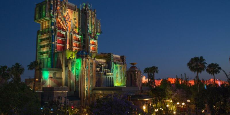 Guardians of the GalaxyÐMission: BREAKOUT! at Avengers Campus