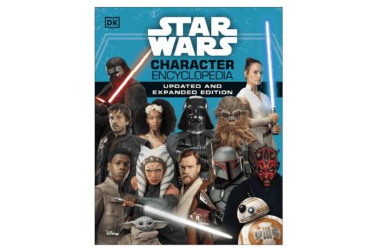 2021 star wars character encyclopedia cover
