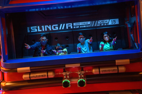 WEB SLINGERS: A Spider-Man Adventure at Avengers Campus