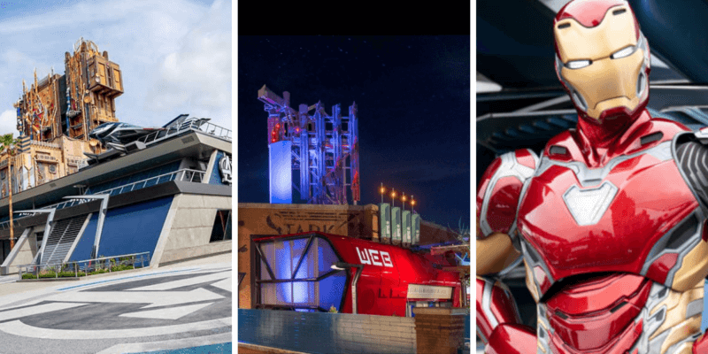 avengers campus firsts