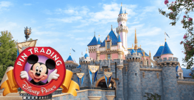 disneyland resort welcomes back pin trading
