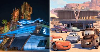 Avengers Cars