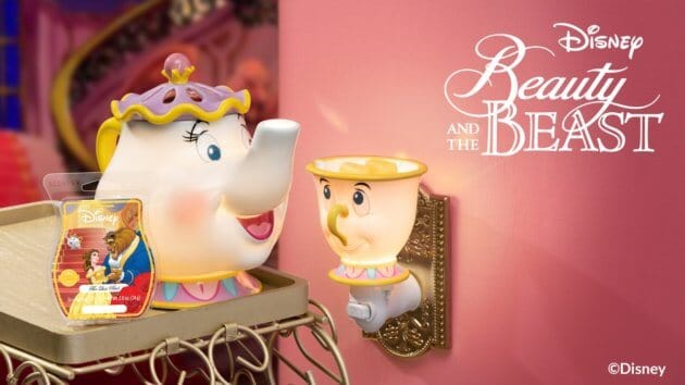 Beauty and the Beast Scentsy