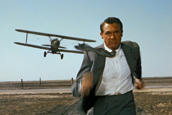 cary grant north by northwest alfred hitchcock