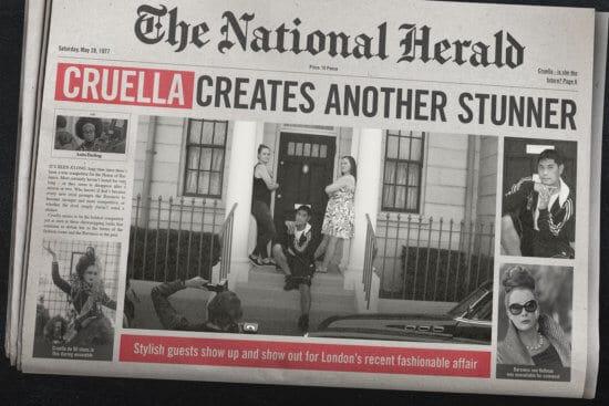 Cruella PhotoPass