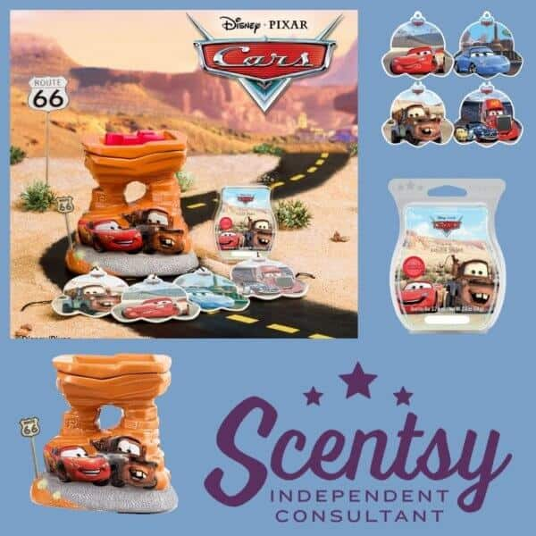 Disney and Pixar's Cars Scentsy