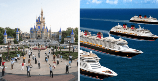 Disney Parks and Cruise
