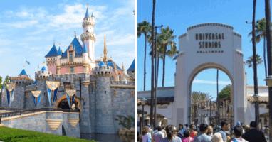 Disneyland Universal