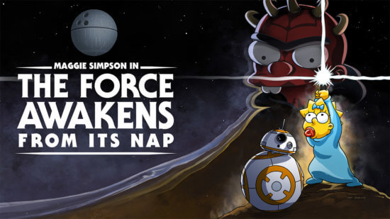 Force Awakens From Its Nap