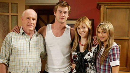 Home and Away Chris Hemsworth