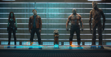 Guardians of the Galaxy cast line-up