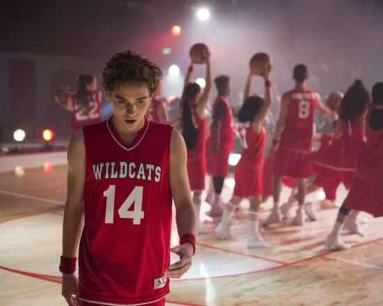 Joshua Bassett High School Musical
