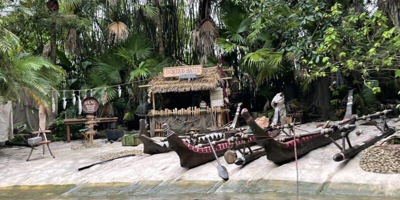 Jungle Cruise WDW Pygmy Update