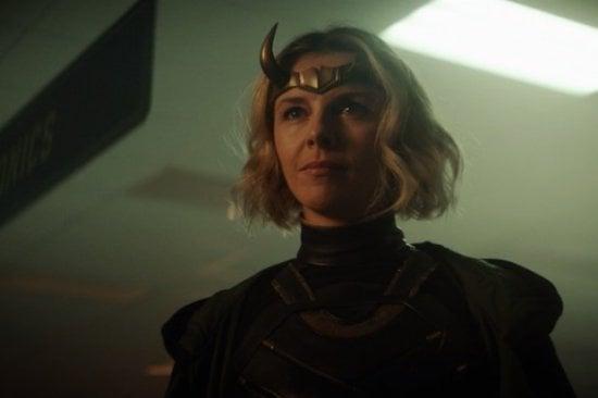 Sophia Di Martino as Lady Loki
