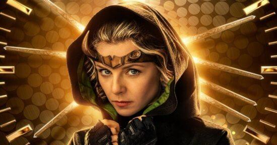 Sophia Di Martino as Lady Loki/ Enchantress/ Sylvie in Loki