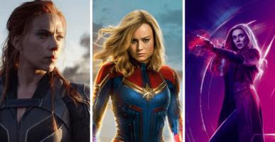 Marvel Super Women