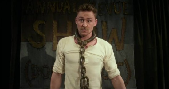Muppets Most Wanted Tom Hiddleston