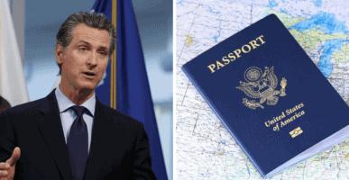 Newsom Passports