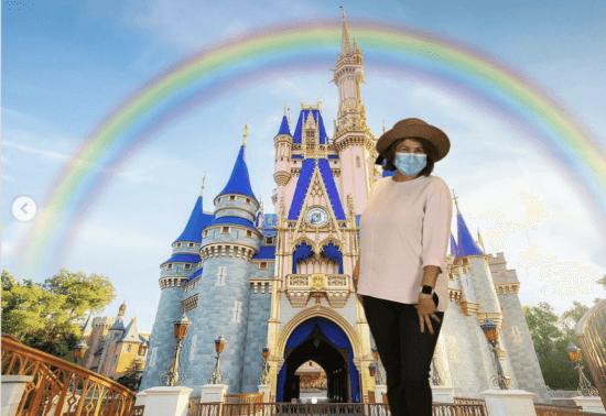 Disney photopass studio rainbow