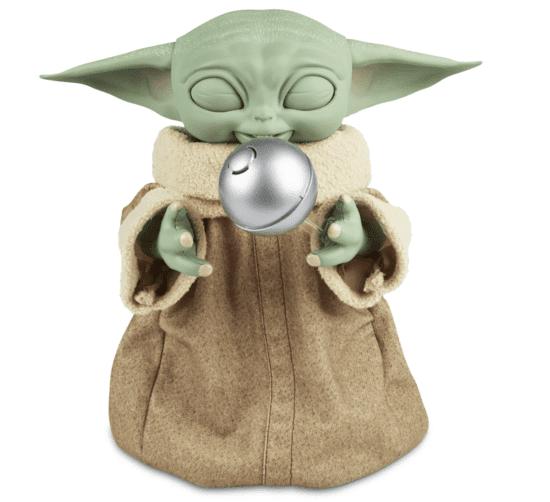 galactic snackin' grogu toy force