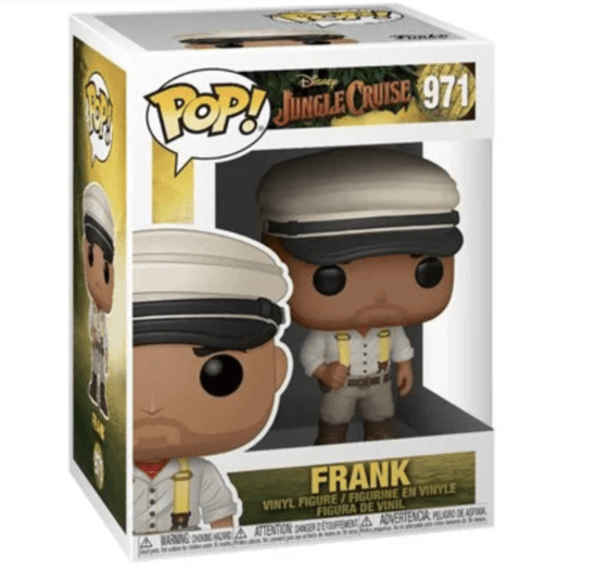 POP Frank JUngle Cruise Movie in box